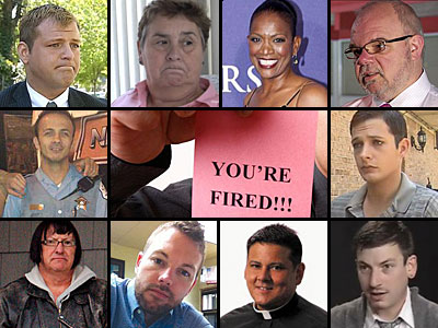Fired For Being LGBT