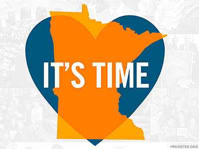 Minnesota House Approves Marriage Equality 75-59