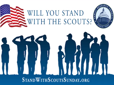 Conservatives Warn of Backlash If Boy Scouts Admit Gays
