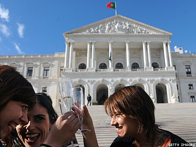 Portugal Approves Adoption Rights for Same-Sex Spouses