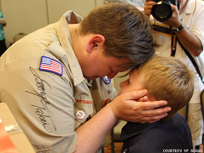 Boy Scouts Vote to End Discrimination Against Gay Youth