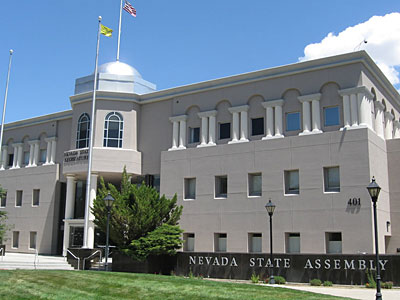 Nevada Takes Another Step Toward Marriage Equality