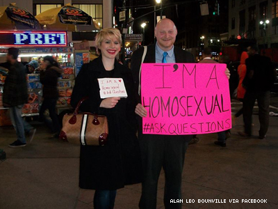 LGBT Activist Attacked in NYC, Community Responds With Dialogue