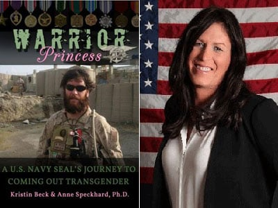 Retired Navy SEAL Comes Out as Transgender