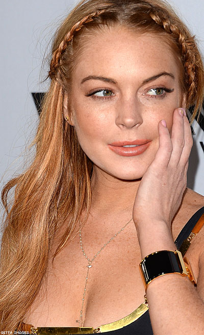 Op-ed: Why I'm Not Breaking Up With Lindsay Lohan
