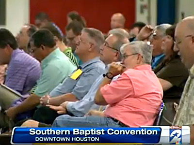 Southern Baptists OK Quitting the Boy Scouts