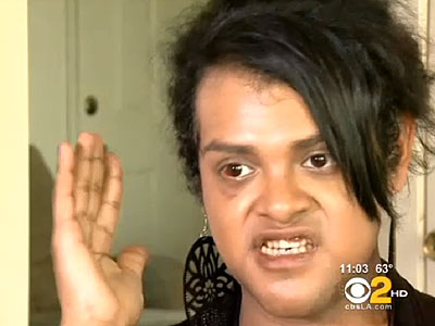 WATCH: Trans Woman Attacked in Hollywood Hate Crime Speaks Out, Cops Offer Reward