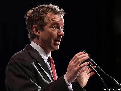 On Marriage Equality, Rand Paul Raises Bestiality Issue, Then Backtracks