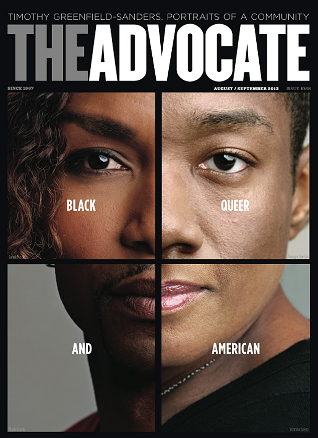 Editor's Letter: Black and LGBT in America