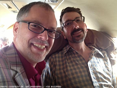 Federal Judge Orders Ohio to Recognize Gay Couple's Marriage