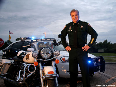 Sheriff Claims He Didn't Know Anti-Sodomy Laws Weren't Valid Anymore
