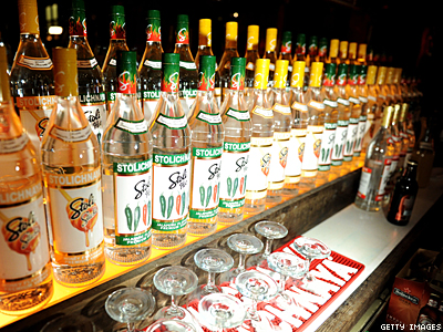 Stoli's Parent Company Adds Protections for Gay Employees