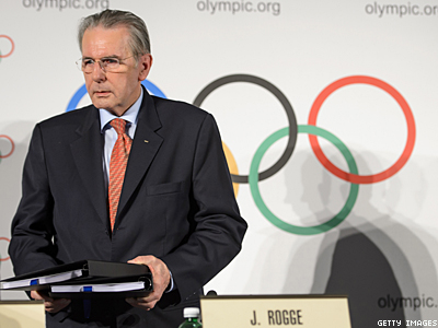 Olympic Committee Asks Russia for 'Clarification' on Anti-LGBT Laws