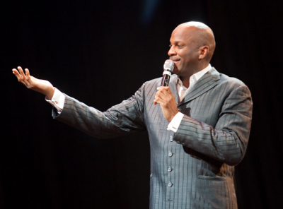 'Ex-gay' Donnie McClurkin Fired from MLK Concert