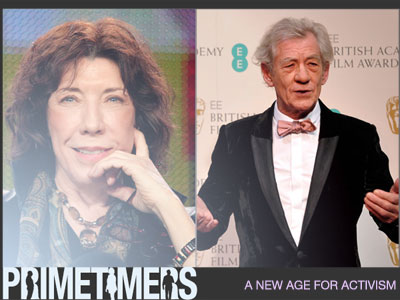 Prime Timers: A New Age for Activism