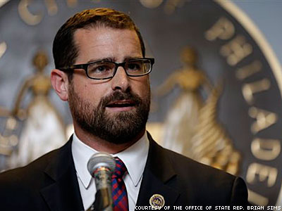 Meet Rep. Brian Sims: Philly's Brains and Brawn With a Cause