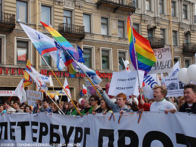 Obama Plans Meeting With Russian LGBT Activists