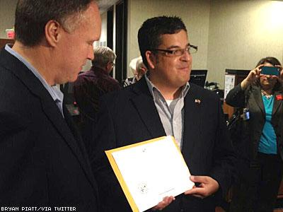 Same-Sex Couples Apply for One Third of Minnesota's Marriage Licenses