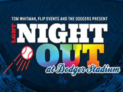 L.A. Dodgers to Hold First LGBT Night