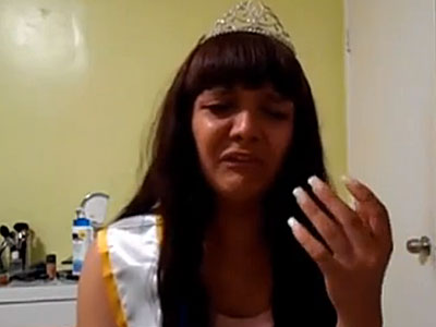 WATCH: Trans Homecoming Queen Distraught Over Bigoted Backlash
