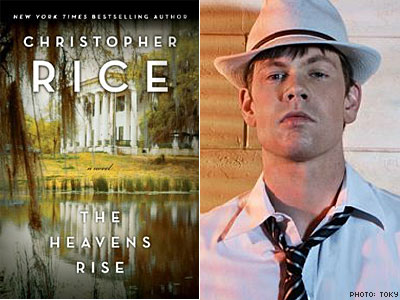 Christopher Rice Enters the Supernatural Realm