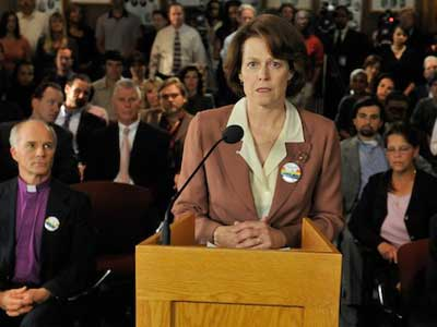 Sigourney Weaver: Gay Rights Are 'Big Battle of Our Time'
