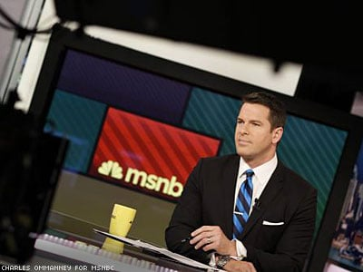 Thomas Roberts on His Russia Trip: 'Have a Little More Faith in Me'