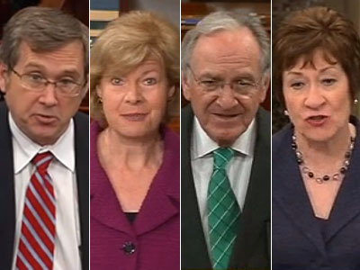 WATCH: The Best Moments from the Senate's ENDA Debate