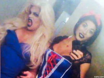Three Gay Men Attacked on Halloween for Dressing in Drag