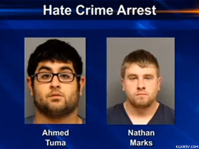 Neb. Man Charged With Hate Crime Against Lesbian Sister