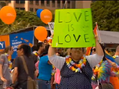 Hawaii's Long Wait for Marriage Equality Has Ended