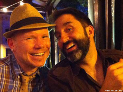 Gay Couple to Wed Atop 2014 Rose Parade Float