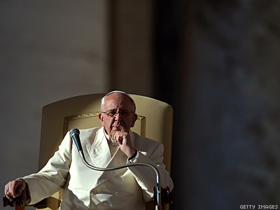 Op-ed: Pope Francis Has Not Made Good on Transgender Rights
