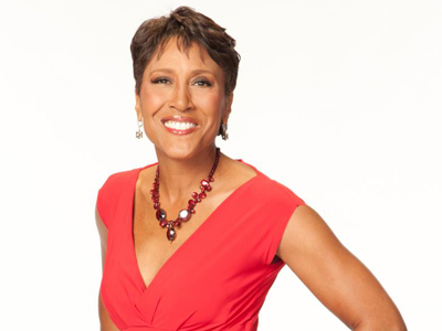 GMA Anchor Robin Roberts Comes Out