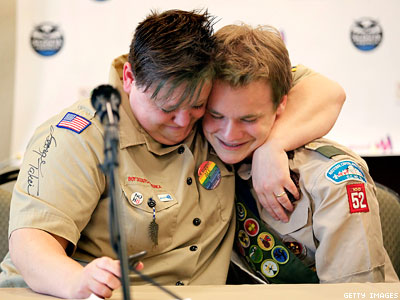 Boy Scouts' Gay-Inclusive Policy Takes Effect With Little Fuss