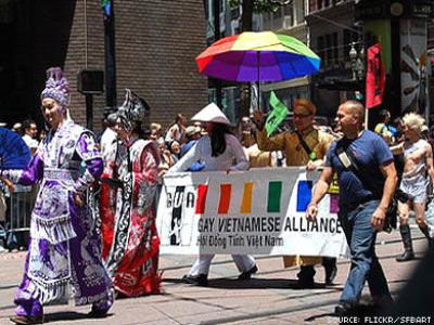 Vietnamese Parade Will Welcome LGBT Participants