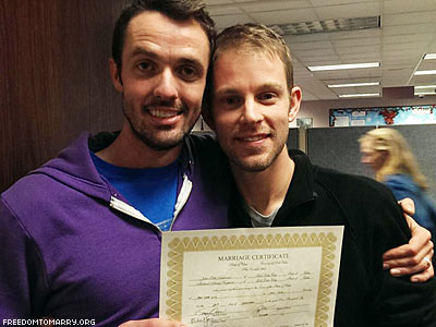 Supreme Court Orders Marriages to Stop in Utah