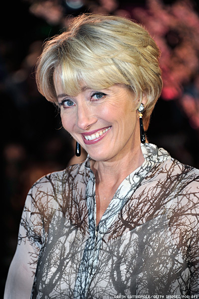 The A-List Interview: Emma Thompson