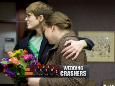 Gov. Says Gay, Lesbian Utahns Are Not Married
