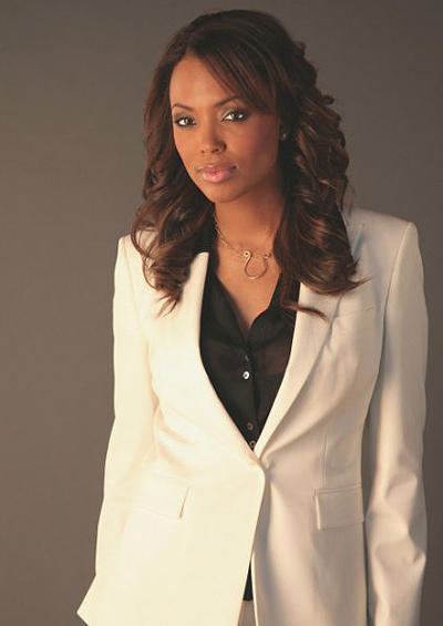 Aisha Tyler on Laughing, Love, and Telling It Like It Is