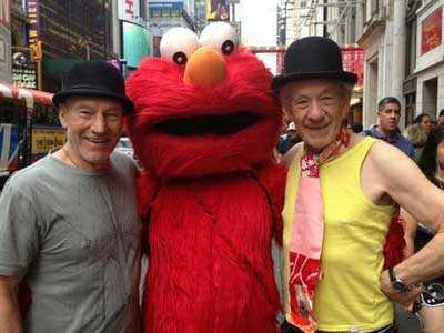 Patrick Stewart and Ian McKellen are Adorable on Twitter (and Everywhere Else)