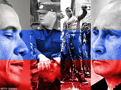 A Timeline — Because It's So Bad in Russia It's Hard to Remember Everything