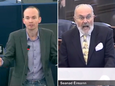 WATCH: Irish Lawmakers Call Out 'Rampant Homophobia'