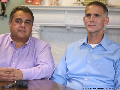 Kentucky's Marriage Ban Ruled Unconstitutional