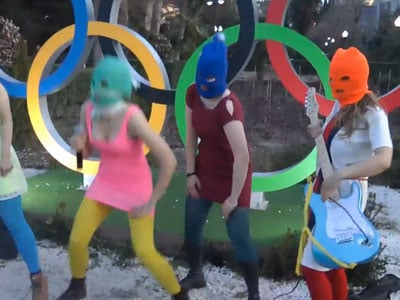 Sochi's Soundtrack: Viral Videos Protest Russia's LGBT Hatred