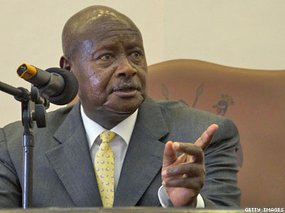Uganda's Currency Goes Limp After Antigay Law Enacted