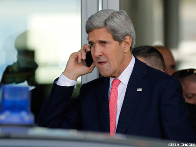John Kerry Condemns New Law on Phone Call With Uganda President