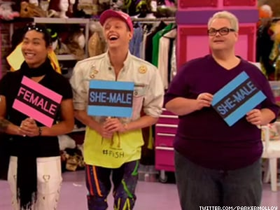 RuPaul Stokes Anger With Use of Transphobic Slur