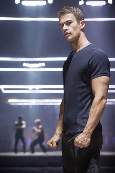 Is Divergent Sci-Fi's First Successful Bisexual Allegory?