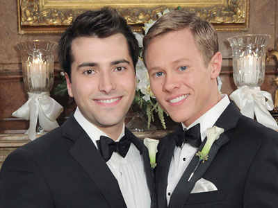 WATCH: The Full Days of Our Lives Gay Wedding